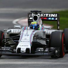 Felipe Massa consigue 8 puntos en Canadá