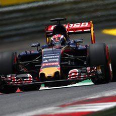 Max Verstappen se cuela en la Q3