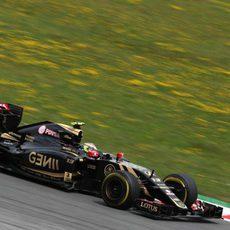 Pastor Maldonado confía en su monoplaza para este Gran Premio
