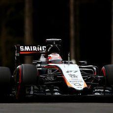 Nico Hülkenberg se asegura la quinta posición de la parrilla del GP de Austria 2015