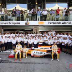 Foto de equipo de Renault