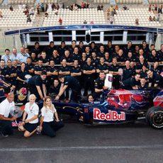 Foto de equipo de Toro Rosso