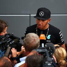 Lewis Hamilton llega a Hungría con ganas de sumar otro triunfo