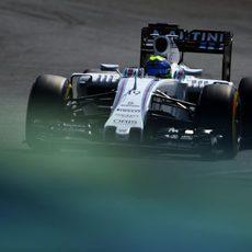 Felipe Massa confía en el rendimiento del FW37 en Hungría