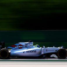 Felipe Massa cree que hay más por sacar del FW37