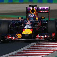 El ritmo de Daniel Ricciardo en tandas largas fue muy bueno
