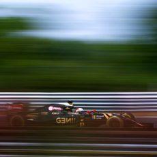 Pastor Maldonado no pasa a la Q3 del GP de Hungría 2015