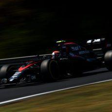 Jenson Button se queda en la Q1
