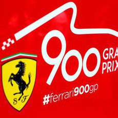 Ferrari cumple 900 Gps en Bélgica