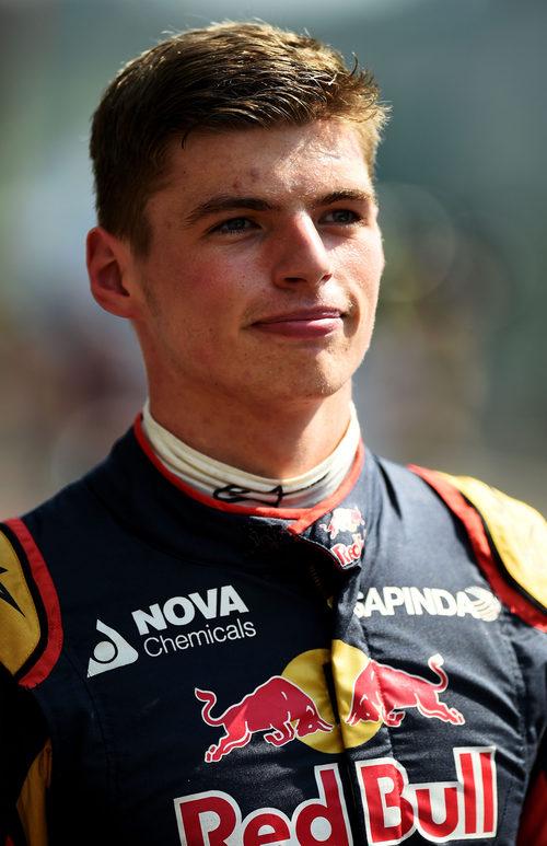 Max Verstappen llega con buenas sensaciones a su carrera de casa