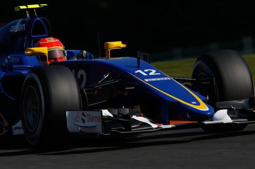 Esperanza en Sauber por el rendimiento mostrado