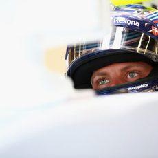 Marcus Ericsson cree haber encontrado la puesta a punto correcta