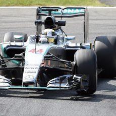 Lewis Hamilton en los Libres 1