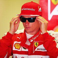 Gafas de sol para Räikkönen