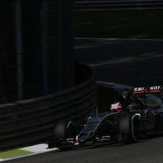 Nico Hülkenberg va muy fuerte en Monza