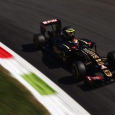 Pastor Maldonado se queda fuera de la Q3 por 15 milésimas