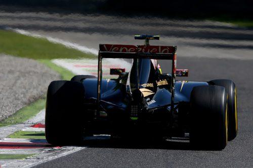 Pastor Maldonado confía en la carrera del domingo