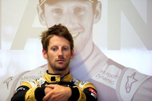 Romain Grosjean busca sumar buenos puntos en Monza