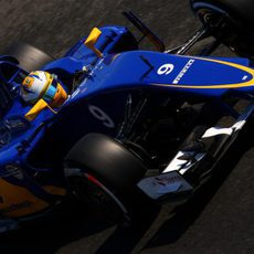 Marcus Ericsson logra entrar en la Q3