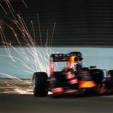 Daniel Ricciardo al ataque