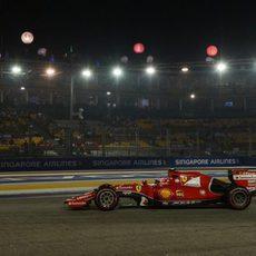 Kimi Raikkonen marca el 2º mejor tiempo