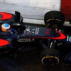 Fernando Alonso destaca una gran mejoría