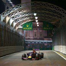 Daniil Kvyat saldrá en cuarta posición