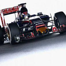 Max Verstappen no pudo participar en la Q2 por un fallo mecánico