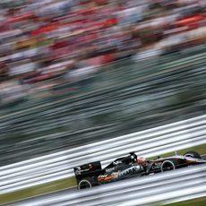 Nico Hülkenberg cae en la Q2 del GP de Japón 2015