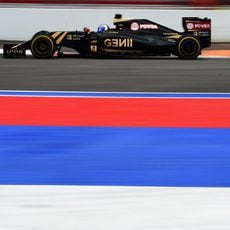 Jolyon Palmer regresa a los mandos del Lotus