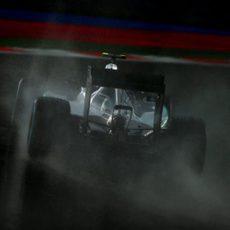 Nico Rosberg destacó la amenaza de Ferrari en Rusia