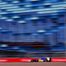 Marcus Ericsson pone a toda velocidad su Sauber