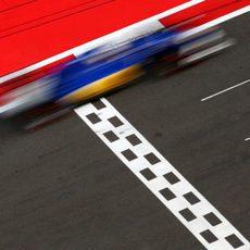 El de Sauber confiaba en ganar posiciones gracias a los sancionados