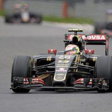 Pastor Maldonado suma 4 puntos en el Campeonato