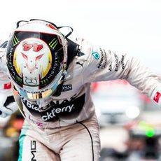 Gran victoria de Lewis Hamilton en Austin