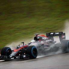 Fernando Alonso realiza su mejor clasificación