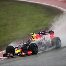 Daniil Kvyat tuvo un inicio de Gran Premio muy fuerte