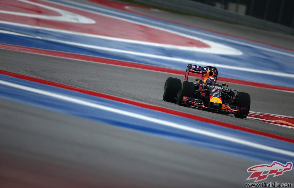 El Gran Premio no terminó de la forma esperada para los Red Bull