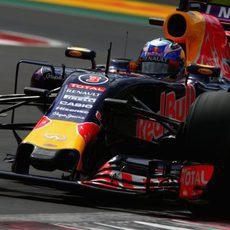 Daniel Ricciardo consigue la 5ª posición de la parrilla