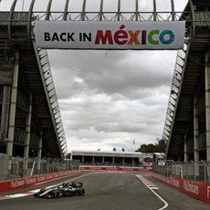 Sergio Pérez pasa a la Q3