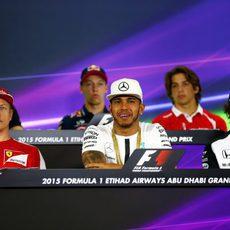 GP de Abu Dabi 2015: jornadas previas y viernes