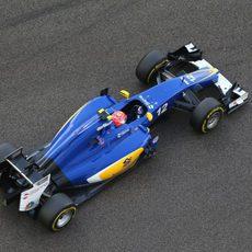 Felipe Nasr tomará la salida en 13ª posición