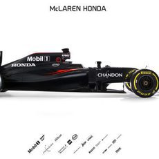 Visión lateral del MP4-31