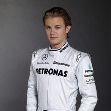 Nico Rosberg cambia el azul por el blanco
