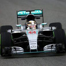 Lewis Hamilton defiende el Campeonato del Mundo