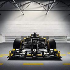 Presentación del Renault RS16