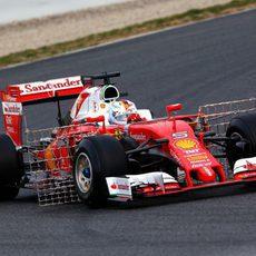 Ferrari comienza fuerte la pretemporada