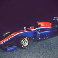 Presentación del Manor Racing MRT05