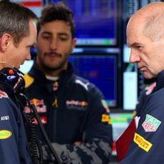 Red Bull parece haber vuelto a innovar en su RB12