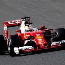 Sebastian Vettel ha sido el más rápido de la primera temporada